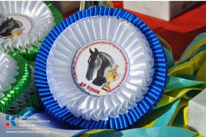В Крыму устроят конные скачки на кубок премьера АРК