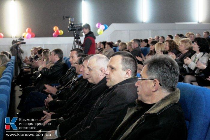 В Симферополе наградили работников радио, телевидения и связи