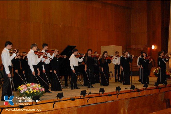 В Симферополе открылся международный конкурс пианистов