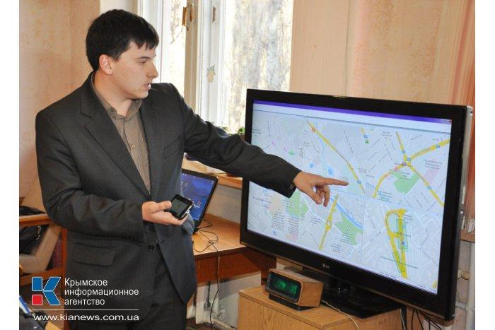 В Симферополе тестируют систему диспетчеризации троллейбусов