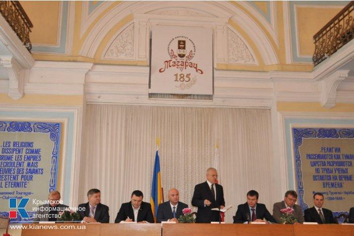 В Ялте отметили 185-летие института «Магарач»