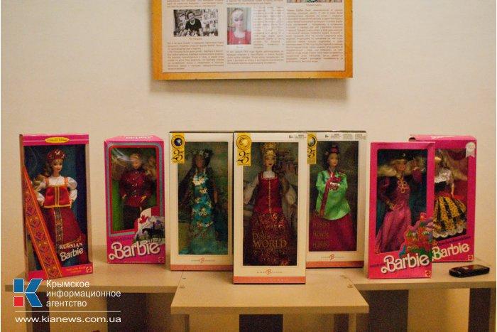 В Севастополе открылась выставка игрушек