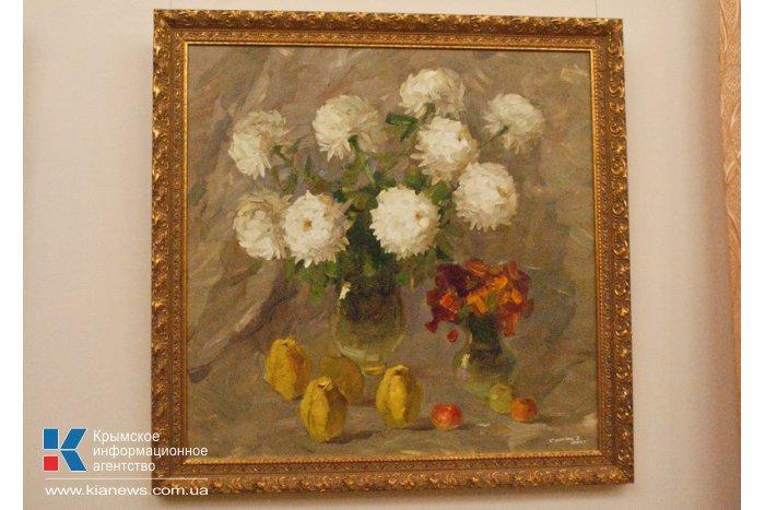 В Севастополе открылась выставка натюрмортов