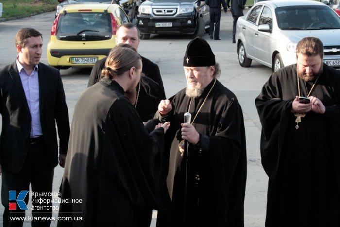 В Симферополе показали фильм о святителе Луке