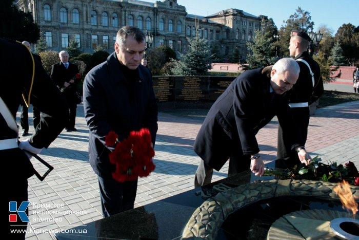 В Керчи провели день Верховной Рады АРК
