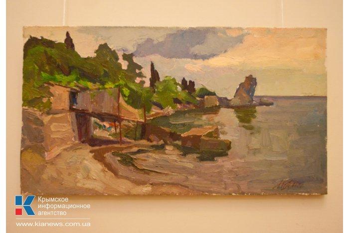 В Севастополе открылась персональная выставка Натальи Плисс