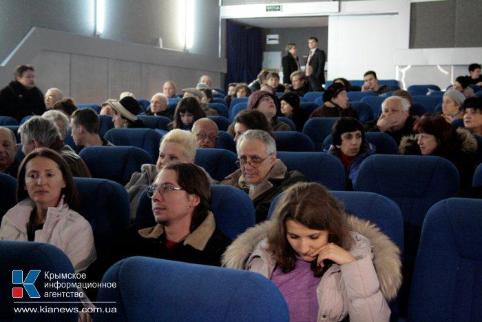 В Симферополе открылась Неделя израильского кино