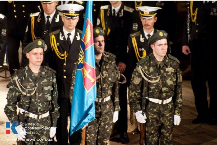 В Севастополе отметили День Вооруженных сил Украины