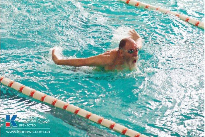 В Севастополе проходит чемпионат Украины по плаванию