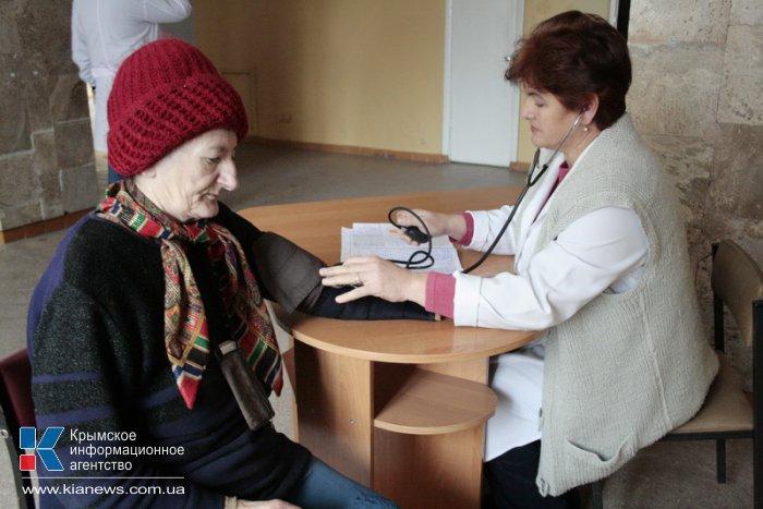 В Симферополе более 80% больных гипертонией получают препараты по льготной цене