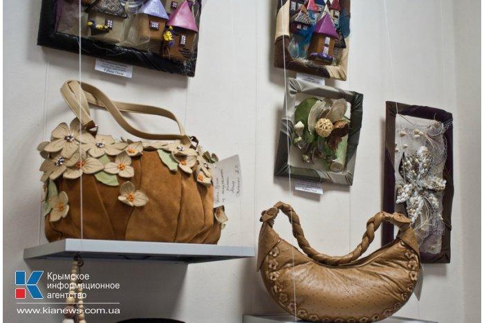 В Севастополе проходит новогодняя выставка-ярмарка