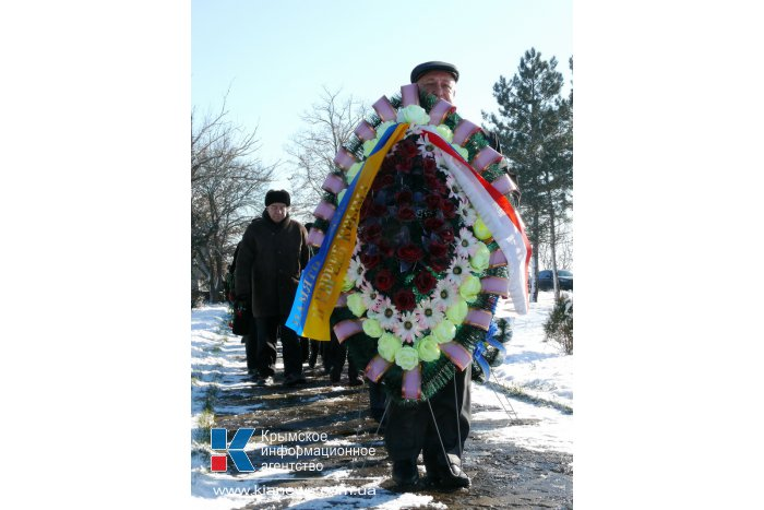 В Крыму почтили память расстрелянных евреев и крымчаков