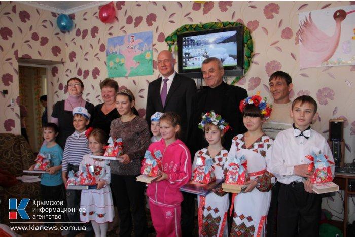 Детский дом семейного типа в Советском районе отметил трехлетие