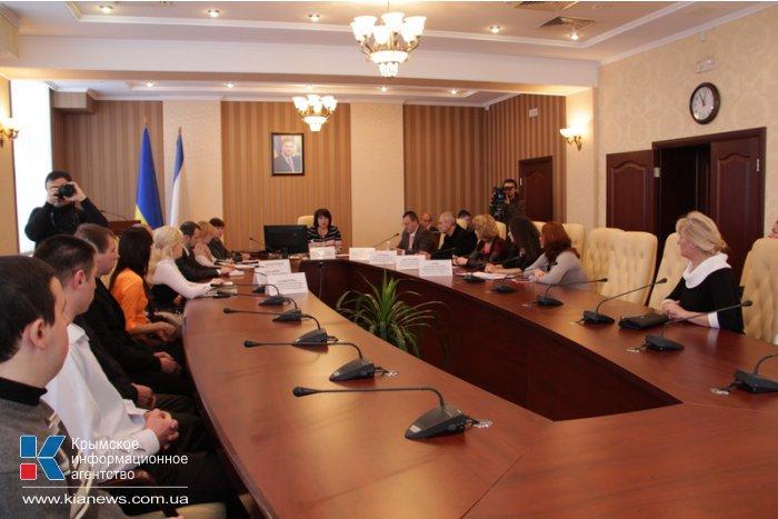 В Совмине поздравили молодых предпринимателей
