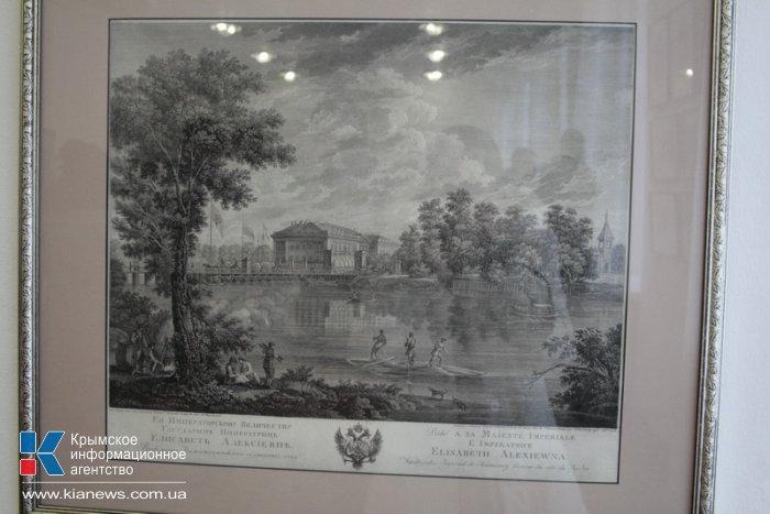 В Симферополе открылась выставка «Эпоха Романовых в графическом искусстве»