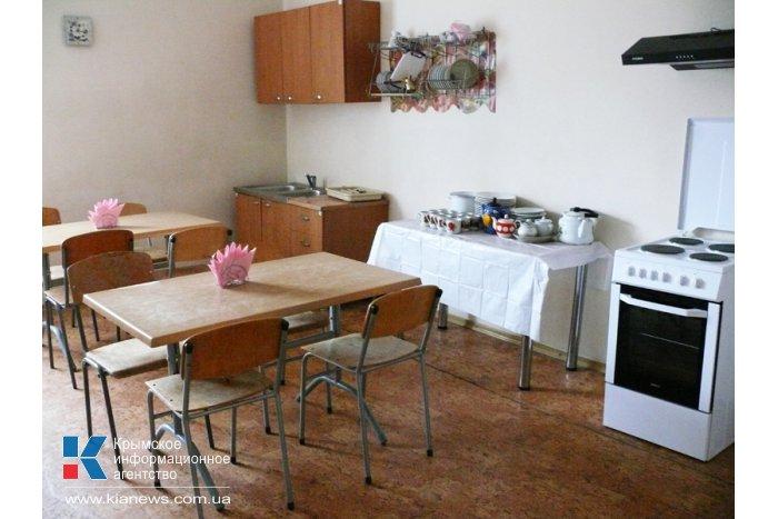 В Симферополе открыли общежитие для детей-сирот