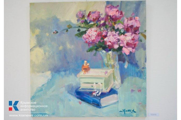 В Севастополе открылась персональная выставка Альберта Щиткова