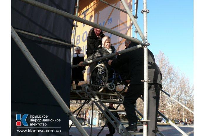 Партии Крыма поддержали курс Президента на сближение с Россией