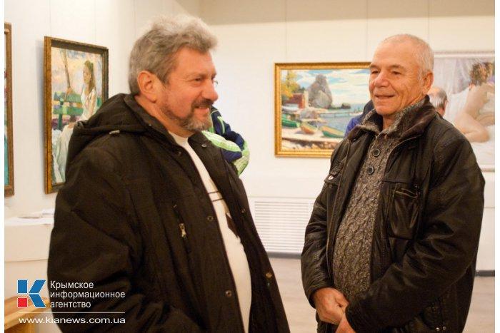 В Севастополе открылась выставка «Прогулки по Крыму»