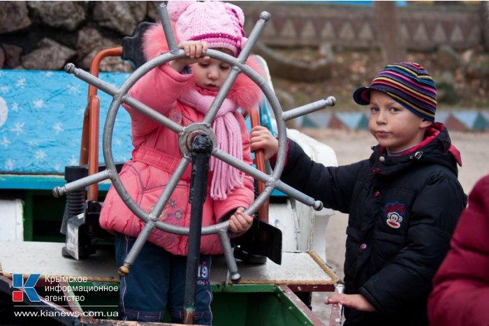 В Севастополе открылась резиденция Деда Мороза