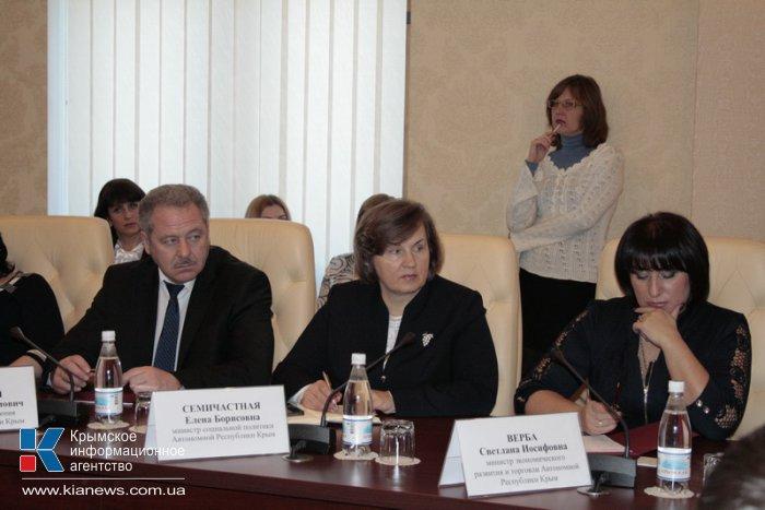 Проект «Социальная карта крымчанина» продлили до конца 2015 года