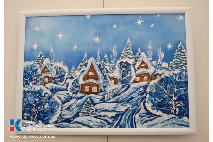 В Севастополе открылась новогодняя выставка