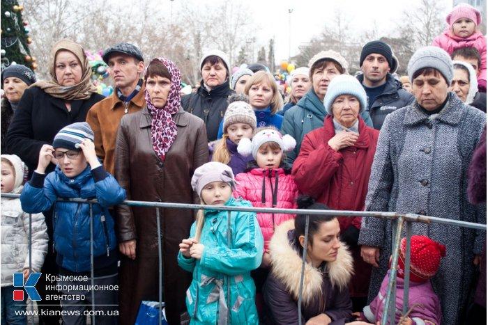 В Севастополе отметили Рождество