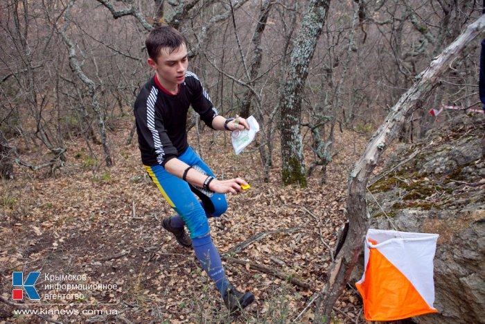 В Крыму стартовали соревнования по спортивному ориентированию