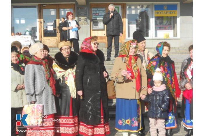 В Алуште прошел праздник «Коляда-2014»