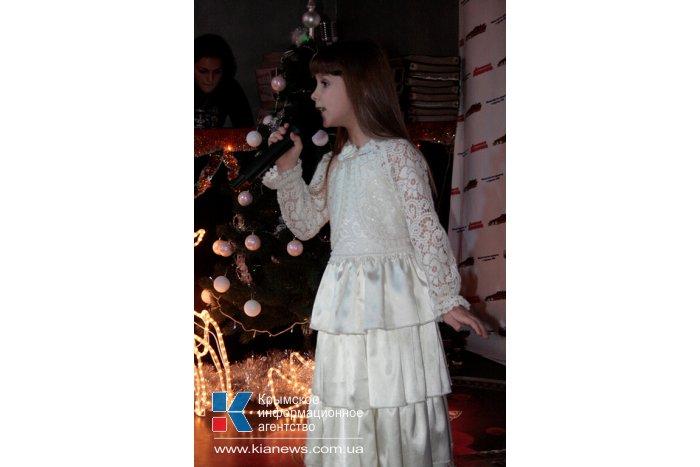 В Симферополе провели детский песенный конкурс