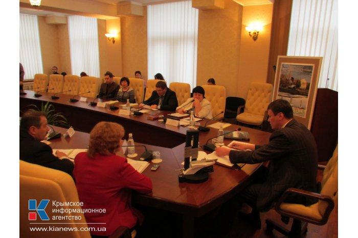 В Крыму презентовали окончательный проект памятника морякам-черноморцам