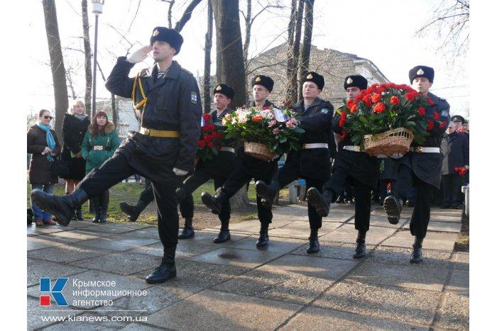 В Симферополе отметили годовщину Переяславской Рады