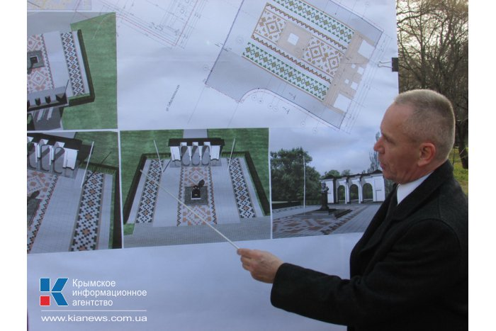 Власти Симферополя пообещали разобраться с долгостроями в парке Шевченко
