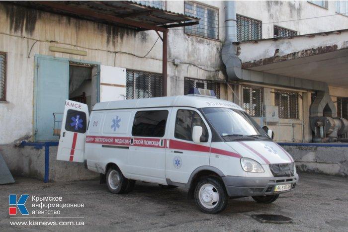 Скорая помощь Крыма обеспечена медикаментами на год вперед