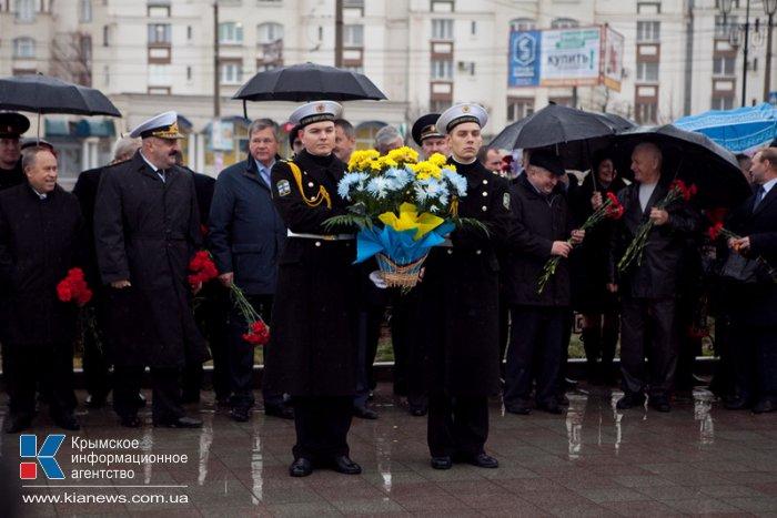В Севастополе отмечают День Соборности Украины