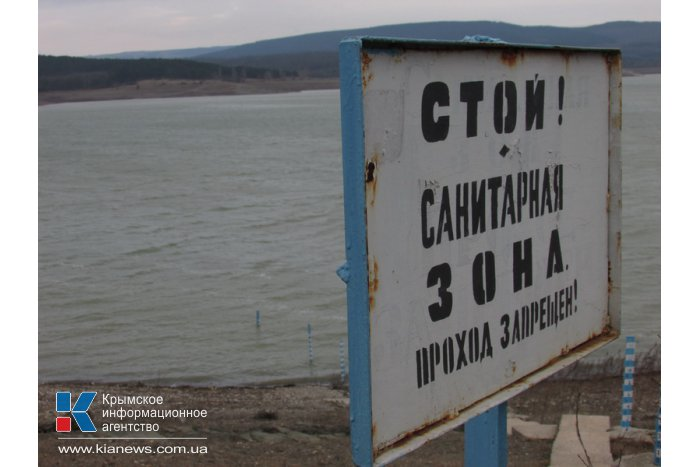 Водохранилища Симферополя начали пополняться