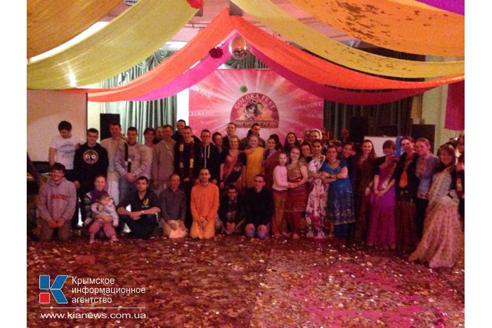 В Симферополе прошел фестиваль индийской культуры «Голока фест»