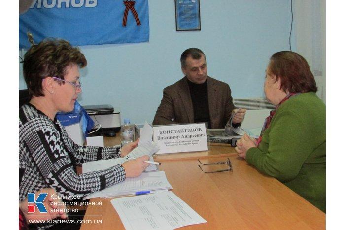 Крымчан призвали объединяться против экстремизма