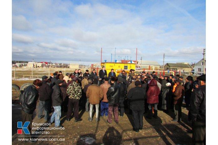 В Симферополе возобновят газификацию микрорайона Каменка