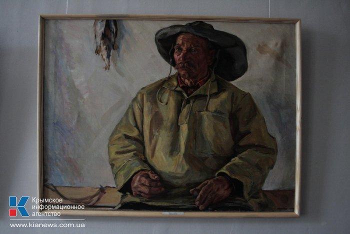 В Симферополе открылась выставка памяти севастопольского живописца