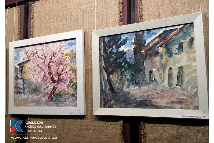 В Ялте отметили 100-летие крымского художника