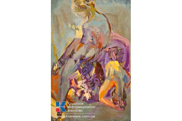 В Севастополе открылась выставка картин «Балет»
