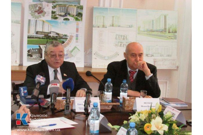 Крымские депутаты встретились со студентами КИПУ