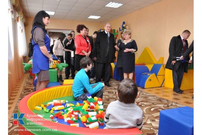 Крымский премьер посетил социальный комплекс в Красногвардейском районе