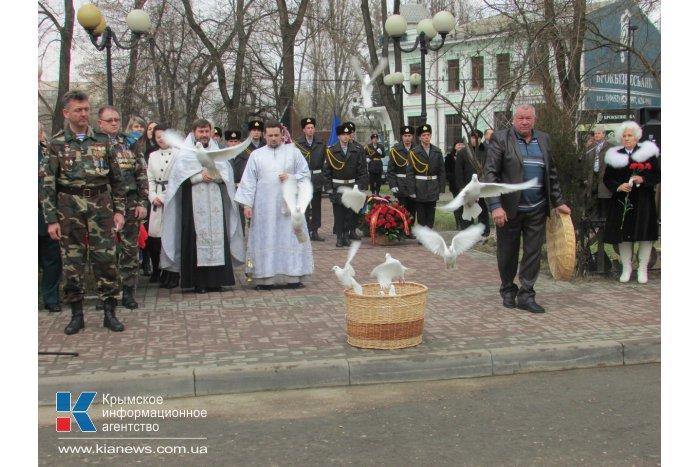 В Симферополе почтили память погибших афганцев