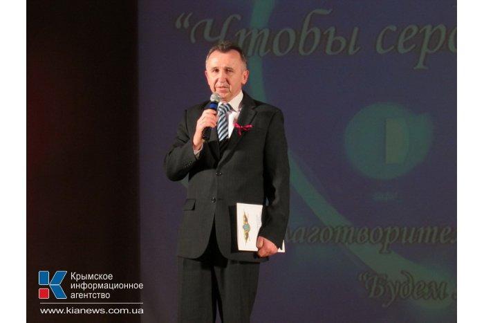 В Крыму стартовал благотворительный марафон «Чтобы сердечко билось»