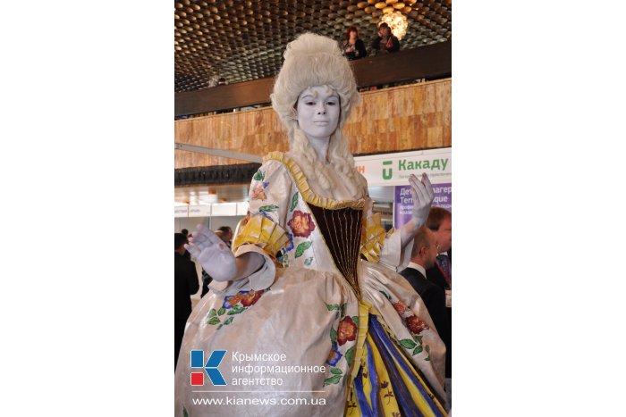 В Ялте открылась XXIII Международная туристическая ярмарка
