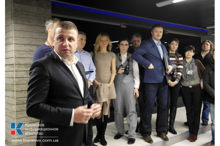 В Ялте открылся первый в Украине Центр грязеомоложения