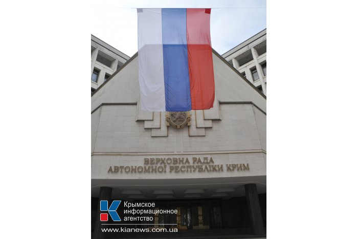 Симферополь готовится к референдуму