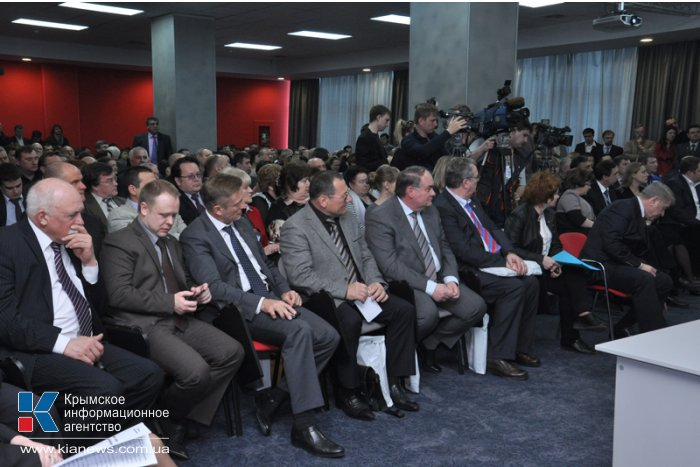 В Крыму прошел туристический форум «Крым. Первая весна»